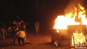 Mısırda Gerilim Giderek Yükseliyor