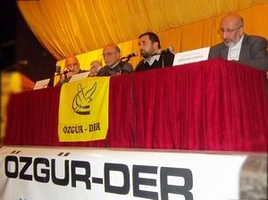Amasyada Özgür-Der Temsilciliği Açıldı!