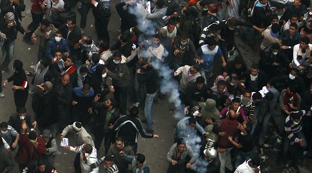 Mısırda Geçici Hükümet İstifa Etti (VİDEO)