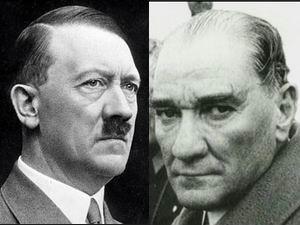 Sen misin Atatürkü Hitlere Benzeten?