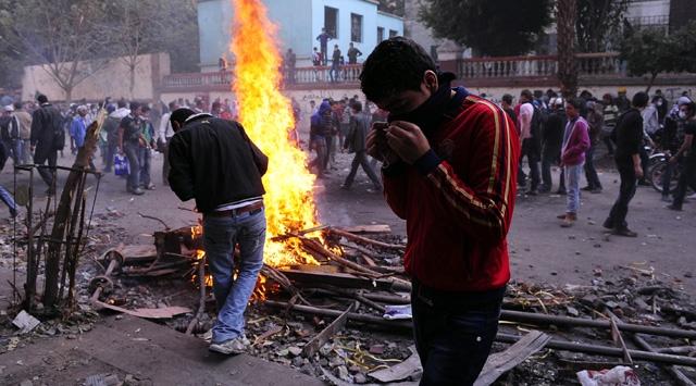 Tahrirde Çatışmalar Yeniden Alevlendi