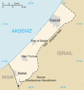 Hamas Türkiyeden Gazzenin Tapusunu İstedi