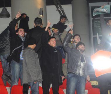 Siyonist Basket Takımına Protesto: 27 Gözaltı