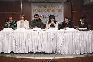 Gençler İslam Dünyasını Konuştu