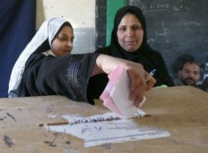 Mısırda Mübarek Dönemine Boykot