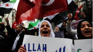 Suriye Ordusu İnsanlığa Karşı Suçlar İşledi