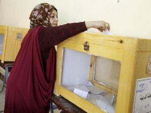 Mısırda Resmi Olmayan Seçim Sonuçları...