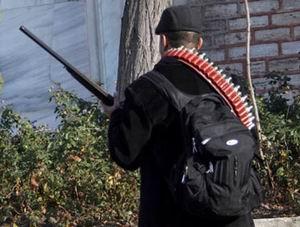 Sultanahmette Bir Garip Silahlı Saldırı