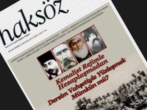 Haksöz Dergisi 249. Sayısı (Aralık 2011)