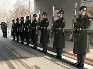 Meclisteki Askerî Tabur Tarihe Karıştı