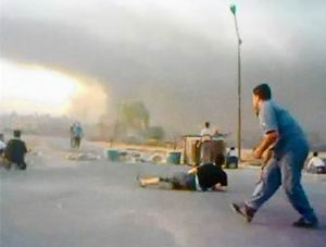 Humus'ta 50'den Fazla Kişi Öldürüldü