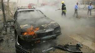Irakta Aşure Günü Arefesinde Saldırılar