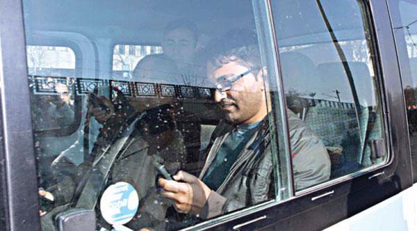 Sivas Davası Sonrası Akit Muhabirine Saldırı