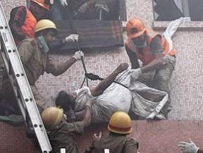 Hindistanda Hastane Yandı: 73 Ölü