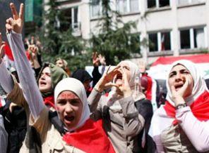 Suriyede Cuma Eylemlerinde Onlarca Ölü