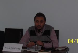 """Amasya'da """"Müşriklerin Allah İnancı"""" Semineri"""