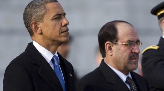 Kürtler-Maliki Gerginliği Büyüyor