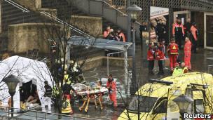 Belçika'da Bombalı Saldırı: 4 Ölü, 75 Yaralı