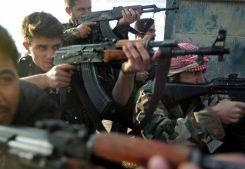 70 Suriyeli Asker Firar Ederken Vuruldu
