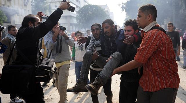 Mısırda Çatışmalar Yeniden Alevlendi