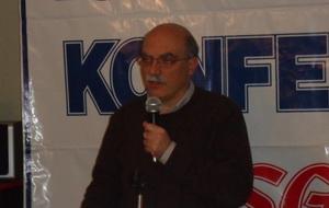 """Eynesil'de """"İslami Kimlik"""" Konferansı"""