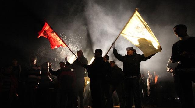 550 Filistinli Daha Özgür Kaldı