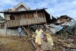 Filipinlerde Ölü Sayısı Bini Buldu