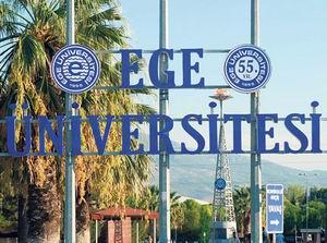 Ege Üniversitesine Mescit Yapılıyor