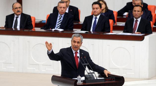 Arınç'ın Sözlerine MHP ve KCK Kızdı