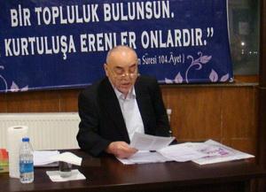 Çağrı-Derde Mehmet Akif Semineri