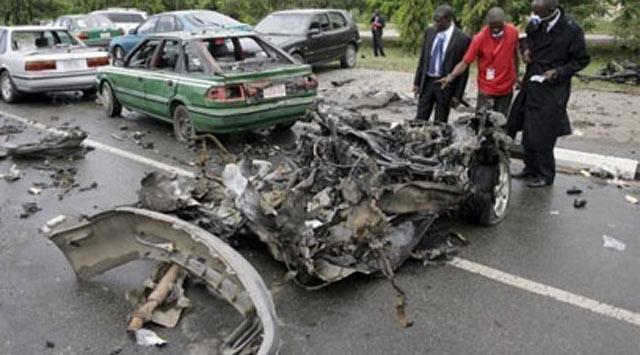Nijeryada Kiliseye Bombalı Saldırı