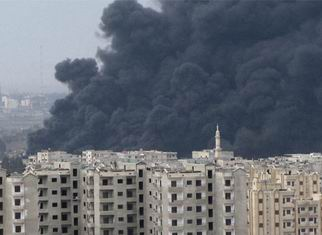 Humusta Yaşanan Katliama Protesto Çağrısı