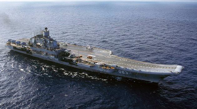 Rusya'dan Şam'a 2. Savaş Gemisi Desteği!