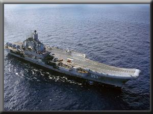 Rus Donanması, Akdenizde Tatbikat Yapıyor