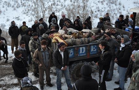 Özgür-Der: Muğlalı Zihniyeti Şırnak'ta Hortladı!