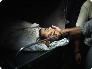 İsrail, Gazzeyi Yine Vurdu: 1 Şehit