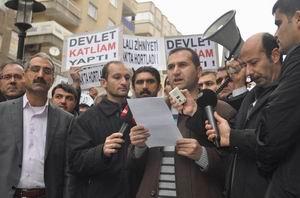 İslami Kuruluşlardan Katliama Ortak Tepki