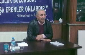"""Çağrı-Der'de """"Ercüment Özkan"""" Konuşuldu"""