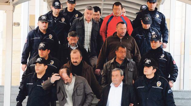 Ergenekonla Bağlantılı Suç Örgütü Operasyonu