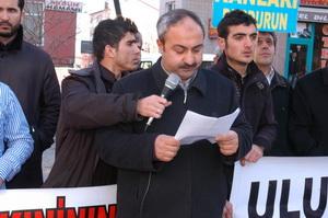 Uludere Katliamı Tatvanda Protesto Edildi