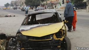 Bağdat'ta Bombalı Saldırılar: 35 Ölü