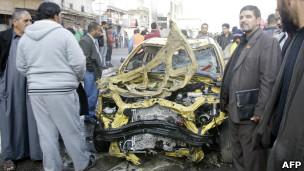 Irakta Bombalı Saldırılarda 68den Fazla Ölü