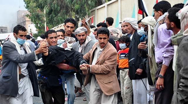 Seçim Öncesi Yemende Çatışma: 22 Ölü