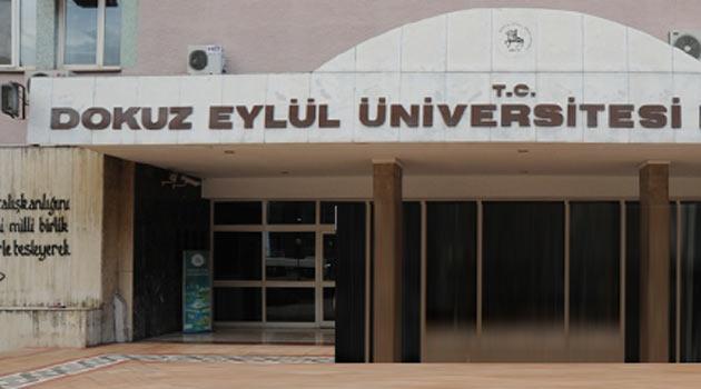 Dokuz Eylül Üniversitesi Zulümde Israrlı