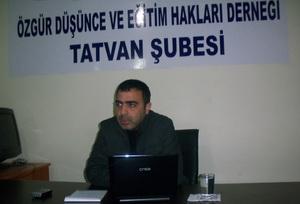 """Tatvan'da """"AK Parti ve Müslümanlar"""" Konuşuldu"""
