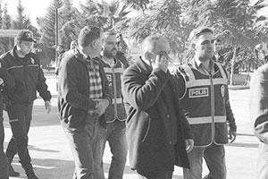 Antalyadaki JİTEM'ci Çete Cezaevinde