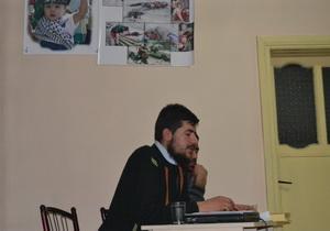 Vandaki Öğrencilerden İstişare Toplantısı