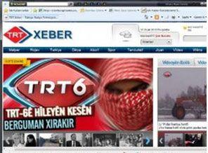 TRT'den Kürtçe Haber Sitesi: TRT Xeber