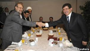 İran Müzakerelere Dönmeyi Kabul Etti
