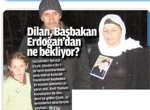 Dilan Başbakan Erdoğan'dan Ne Bekliyor?
